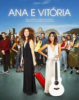 Ana e Vitória - HDRip Nacional