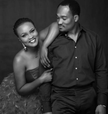 Blossom Chukwujekwu And Wife Maureen Celebrate First Wedding Anniversary
