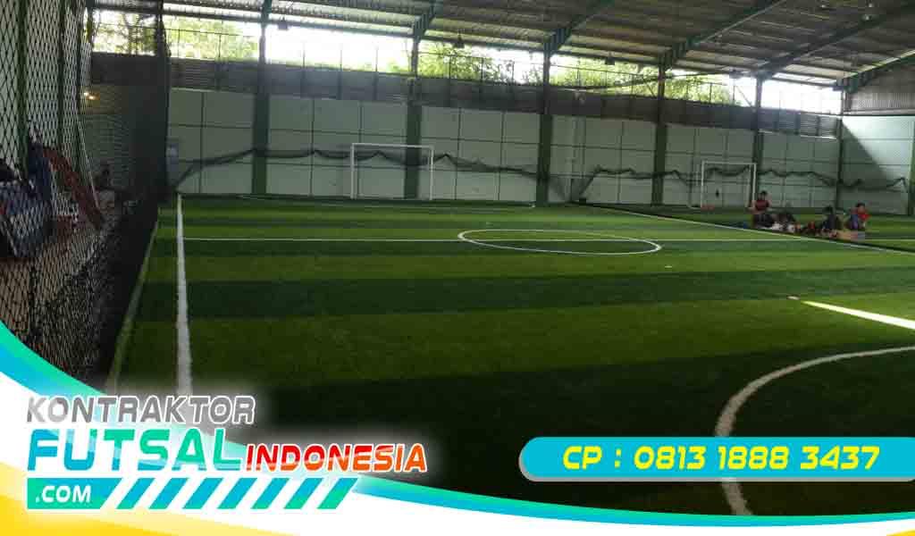 Modal Untuk Biaya Bisnis Pembuatan Usaha Lapangan Futsal