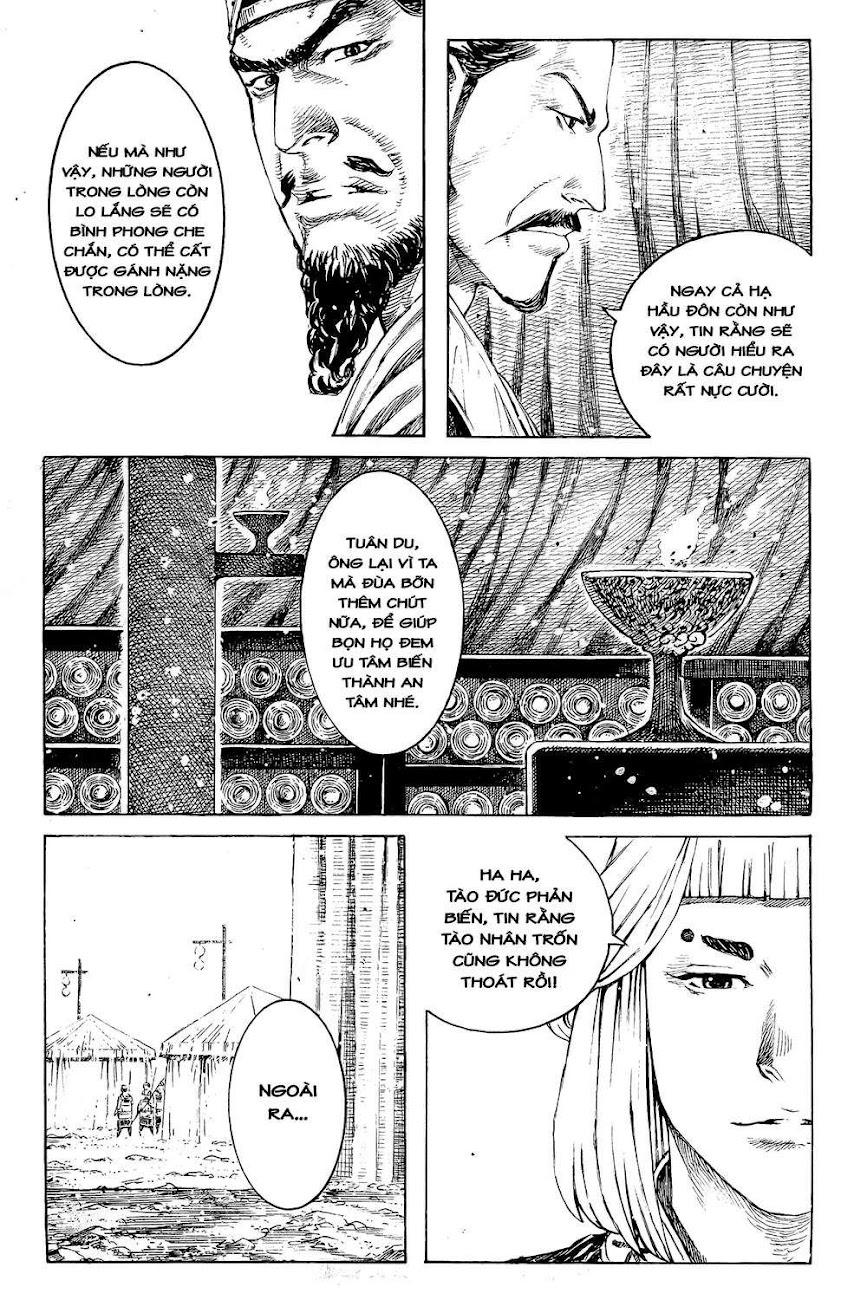 Hỏa phụng liêu nguyên Chương 354: Nhất hỏa mẫn cừu [Remake] trang 11