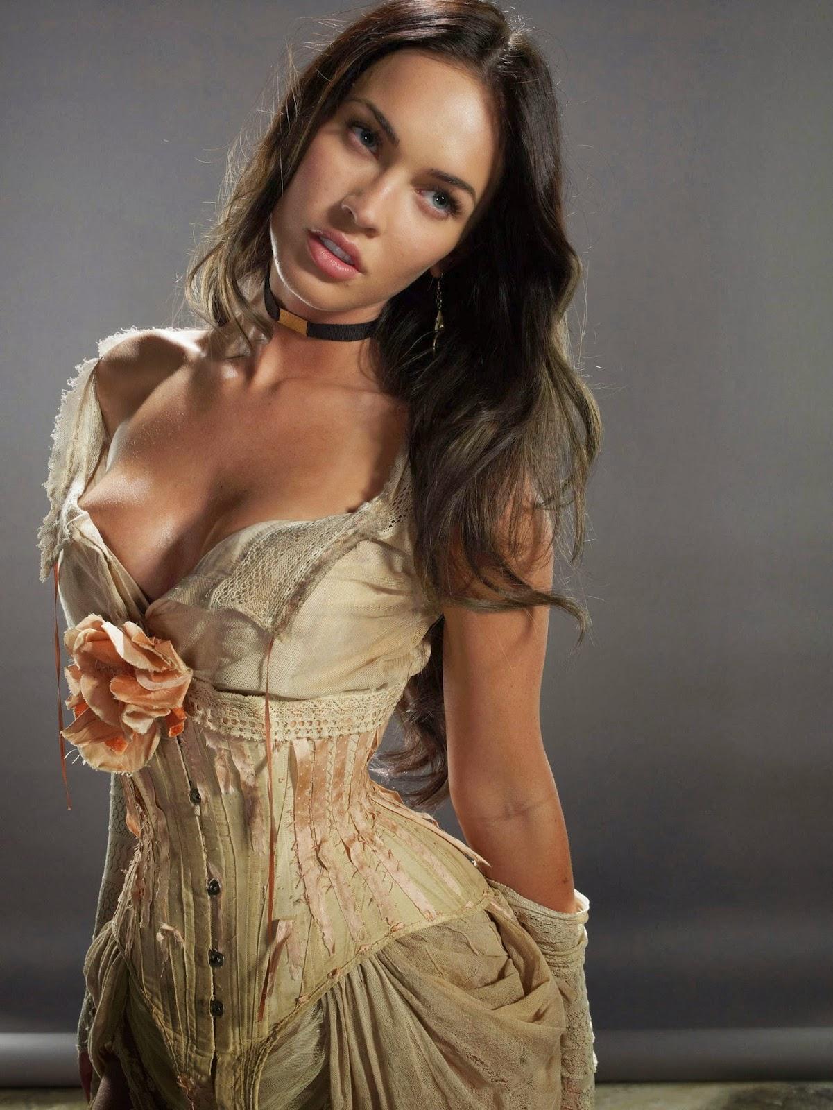 World Hot Actress: Megan Fox mini hot Avon Instinct