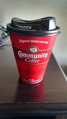 популярна на півдні США марка кави - Community Coffee