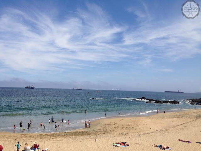 praia de vina del mar chile