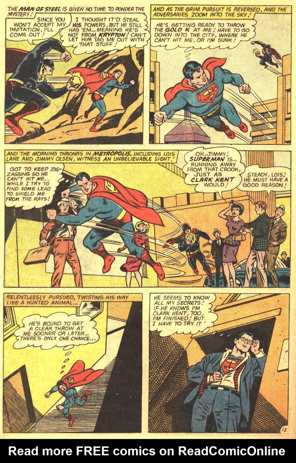 Read online World's Finest Comics comic -  Issue #159 - 16