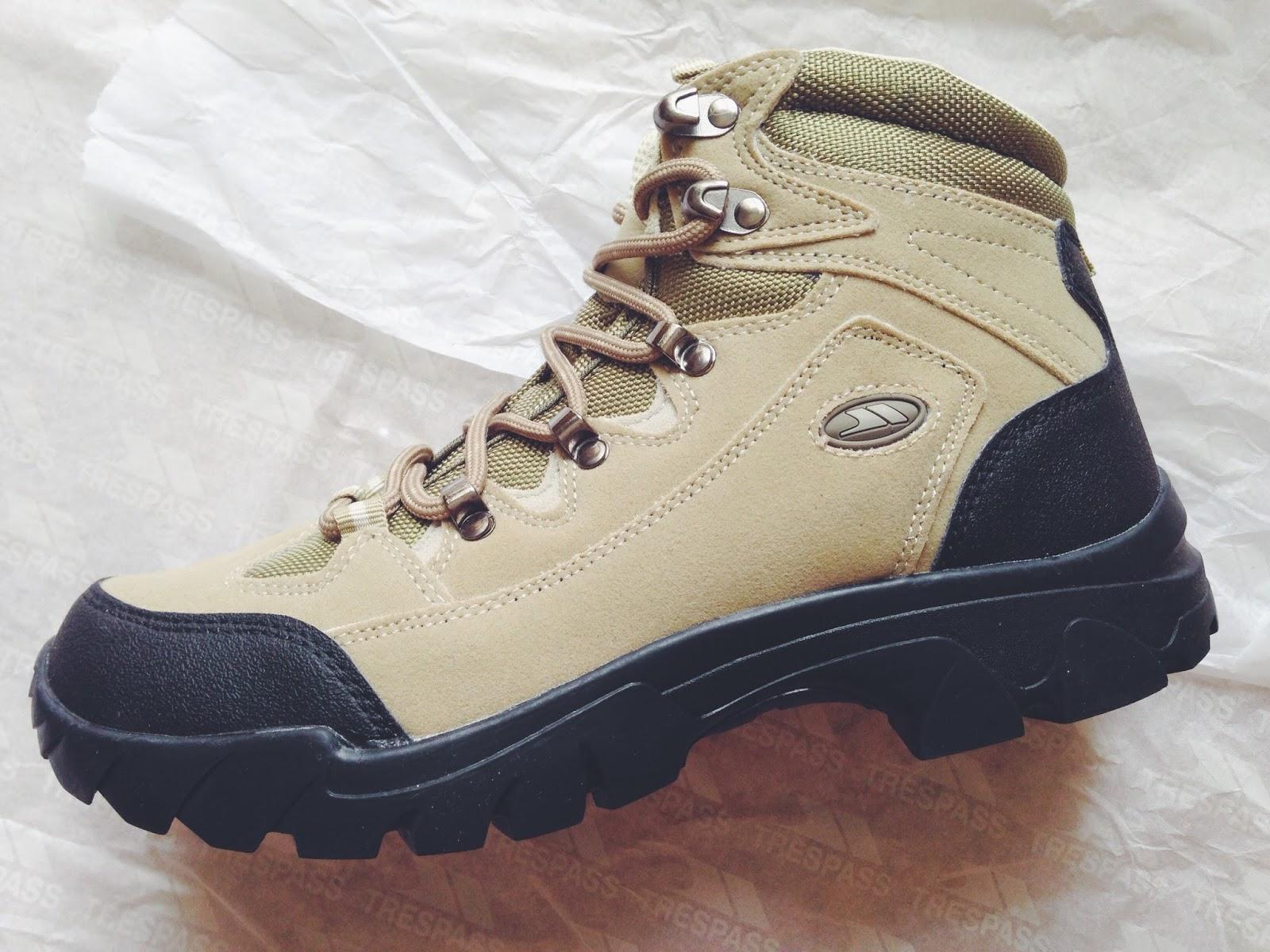 15f029927f3 Trespass: Vegan Walking Boots | Curiously Conscious