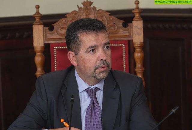 Constituido el Equipo de Gobierno del Ayuntamiento de Santa Cruz de La Palma
