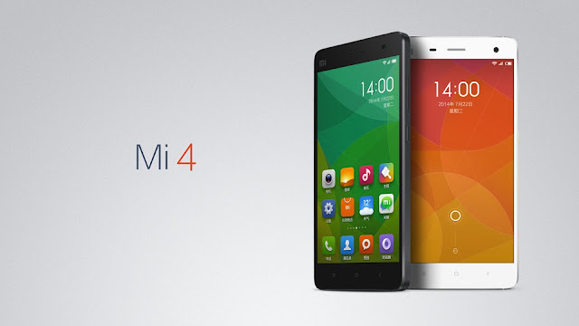 "Xiaomi Mi 4 Specifications - LAUNCH Announced 2014, July DISPLAY Type IPS LCD capacitive touchscreen, 16M colors Size 5.0 inches (~72.3% screen-to-body ratio) Resolution 1080 x 1920 pixels (~441 ppi pixel density) Multitouch Yes BODY Dimensions 139.2 x 68.5 x 8.9 mm (5.48 x 2.70 x 0.35 in) Weight 149 g (5.26 oz) SIM Micro-SIM PLATFORM OS Android OS, v4.4.3 (KitKat), upgradable to v6.0.1 (Marshmallow) CPU Quad-core 2.5 GHz Krait 400 Chipset Qualcomm MSM8974AC Snapdragon 801 GPU Adreno 330 MEMORY Card slot No Internal 16/64 GB, 3 GB RAM CAMERA Primary 13 MP, f/1.8, autofocus, LED flash Secondary 8 MP, f/1.8, 1080p@30fps Features 1/3"" sensor size, 1.12µm pixel size, geo-tagging, touch focus, face/smile detection, panorama, HDR Video 2160p@30fps, 1080p@30fps, 720p@120fps, HDR NETWORK Technology GSM 850 / 900 / 1800 / 1900 - all versions 2G bands CDMA 800 / 1900 - Telecom 3G model 3G bands TD-SCDMA 2010-2025 / 1880-1920 - 4G model  HSDPA 850 / 900 / 1900 / 2100 - Unicom 3G model, Telecom 3G model  CDMA2000 1xEV-DO - Telecom 3G model 4G bands LTE band 38(2600), 39(1900), 40(2300) - 4G model Speed HSPA 42.2/5.76 Mbps, LTE, EV-DO Rev.A 3.1 Mbps GPRS Yes EDGE Yes COMMS WLAN Wi-Fi 802.11 a/b/g/n/ac, dual-band, Wi-Fi Direct, DLNA, hotspot GPS Yes, with A-GPS, GLONASS, BDS USB microUSB v2.0, USB Host Radio FM radio Bluetooth v4.0, A2DP FEATURES Sensors Sensors Accelerometer, gyro, proximity, compass, barometer Messaging SMS(threaded view), MMS, Email, Push Mail, IM Browser HTML5 Java No SOUND Alert types Vibration; MP3, WAV ringtones Loudspeaker Yes 3.5mm jack Yes BATTERY  Non-removable Li-Ion 3080 mAh battery Stand-by Up to 280 h (3G) Talk time  Music play  MISC Colors Black, White SAR US - MIUI 5.0 - Fast battery charging: 60% in 30 min (Quick Charge 2.0) - Active noise cancellation with dedicated mic - MP4/DivX/XviD/WMV/H.264 player - MP3/WAV/eAAC+/FLAC player - Photo/video editor - Document viewer  - Voice memo/dial/commands"