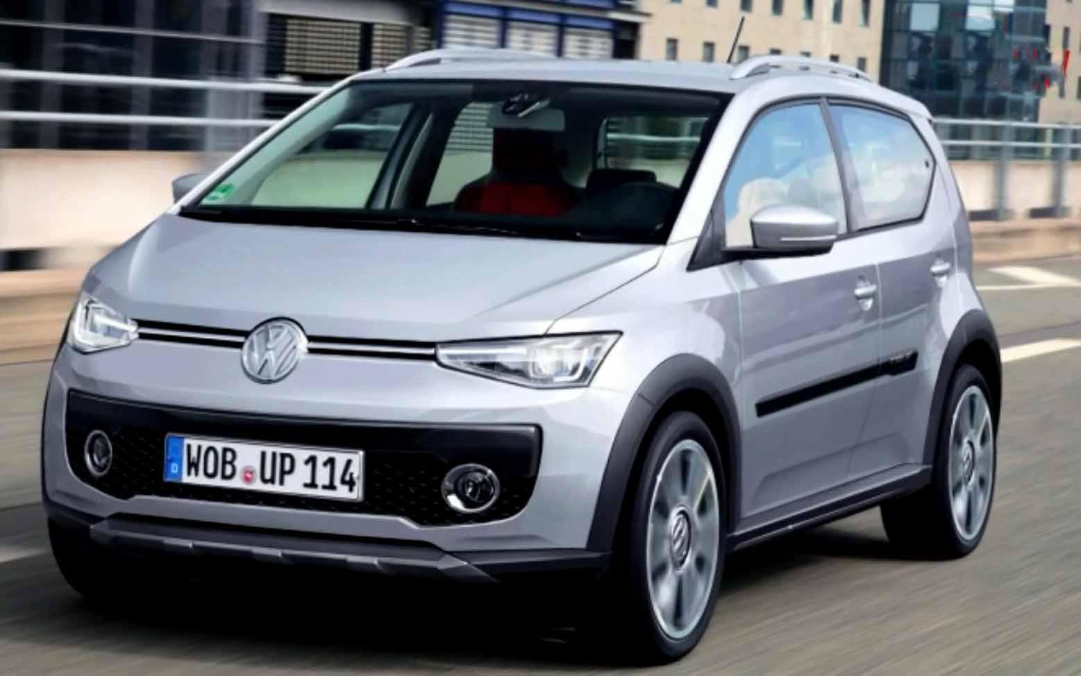 Vw Up! Facelift Na Europa Em 2016, Nova Geração Em 2020
