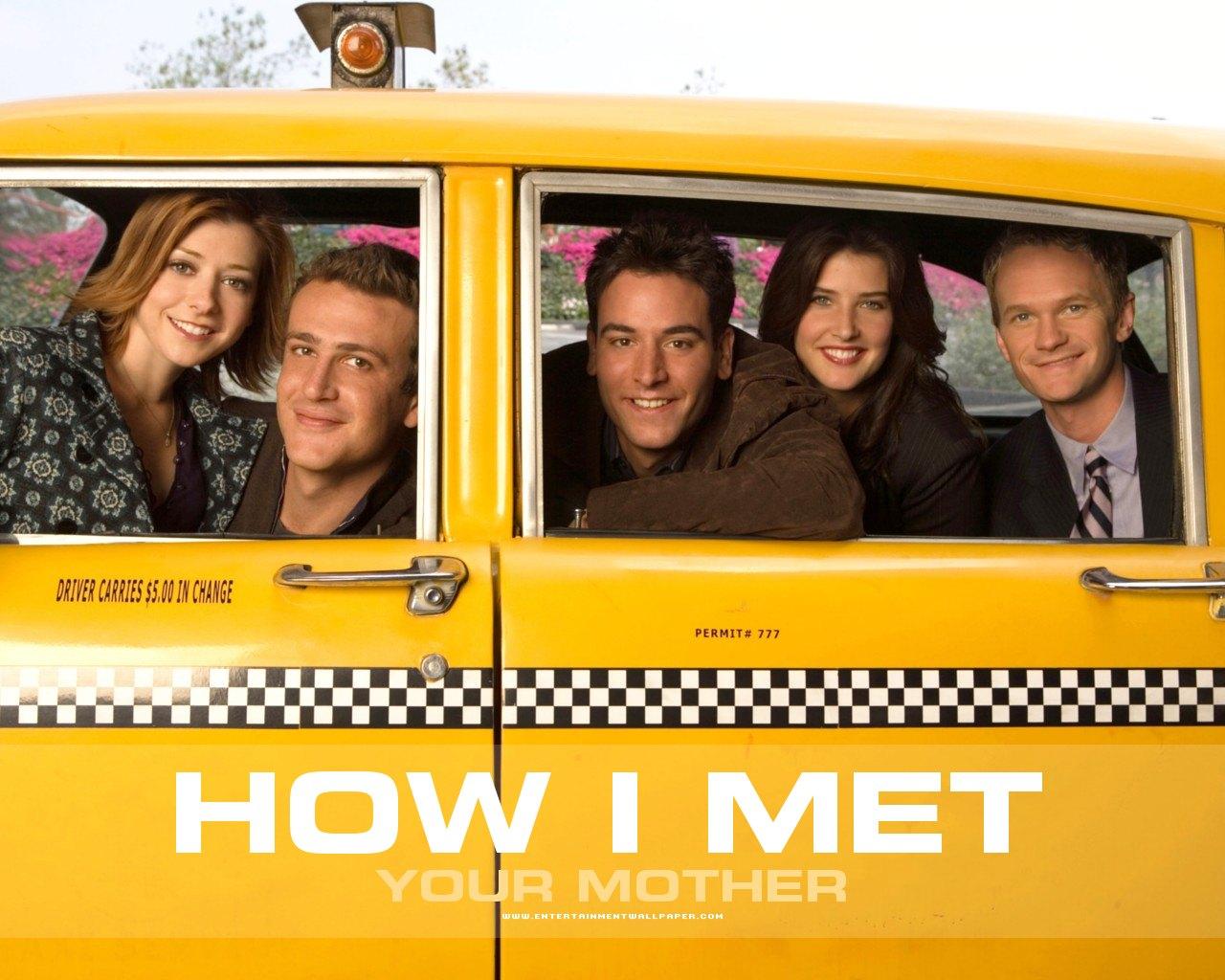 Descobrindo séries] How I Met Your Mother (2005-2014) - Tudo que ...