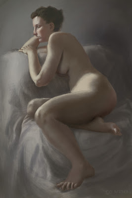 Victoria by Corinne Scrivens