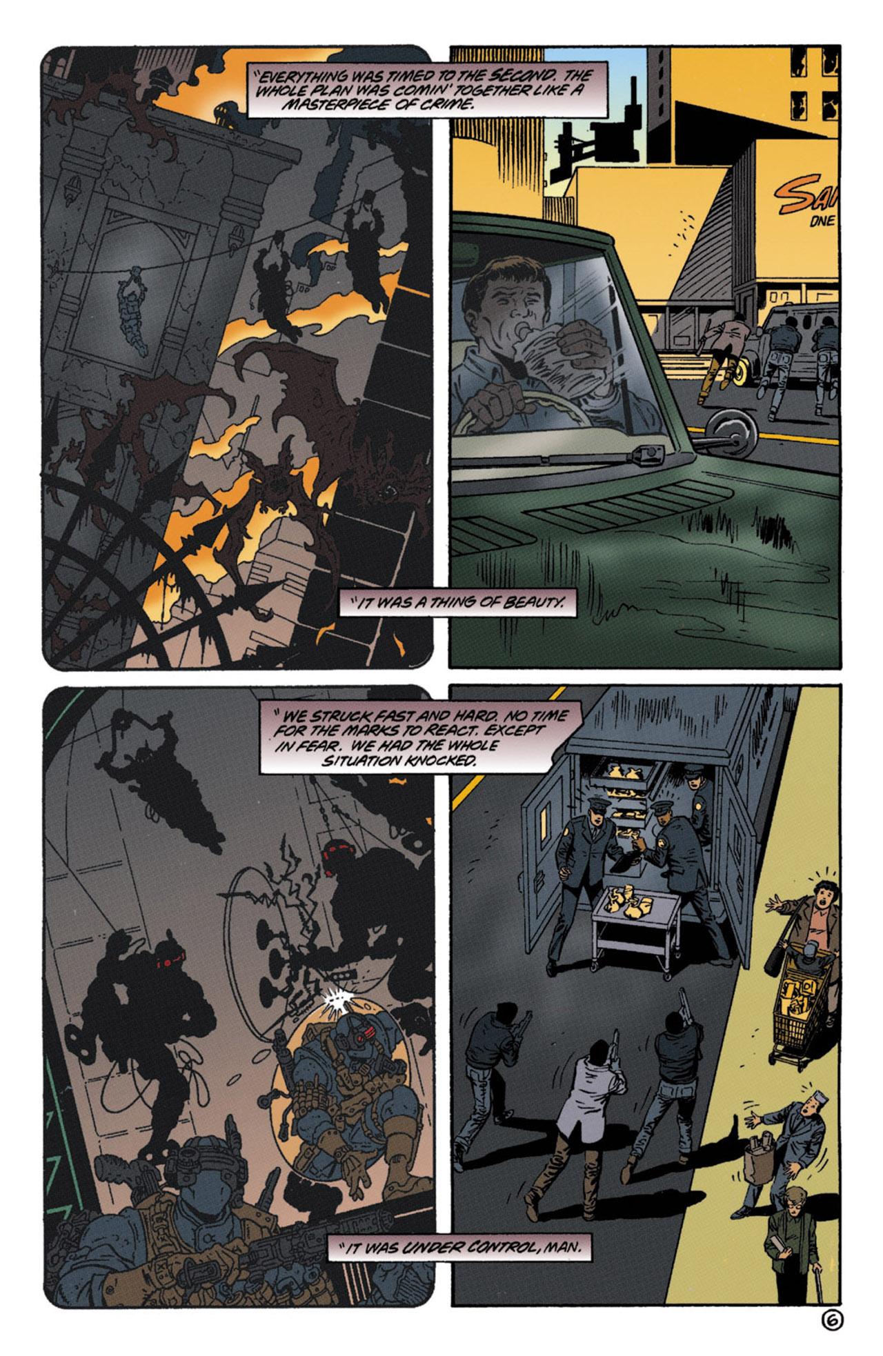 Detective Comics (1937) 719 Page 6