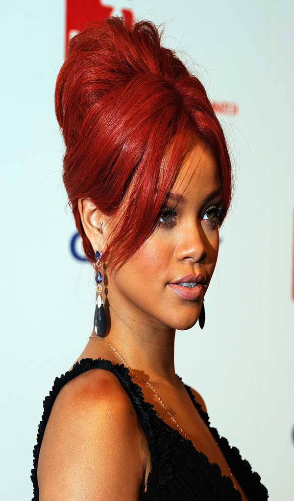 rhianna earrings rihanna dangling gemstone earrings style 530