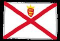 ジャージーの国旗