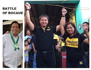Lambung Duit Syiling Tentukan Siapa Jadi Datuk Bandar