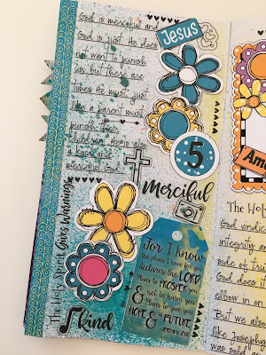 Lent 2018 Day 5 with Lynn at Lot95Designs