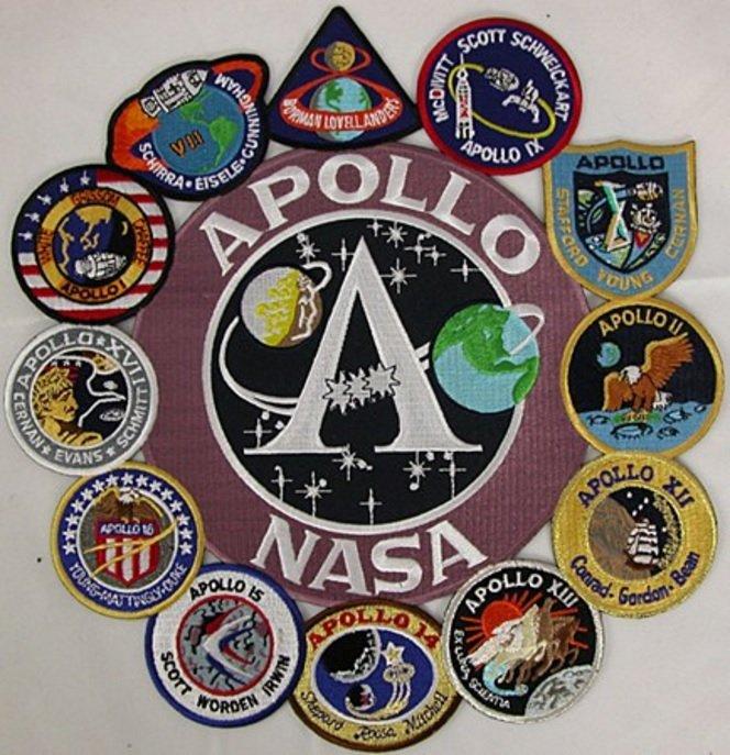 apollo space mission badges - photo #17