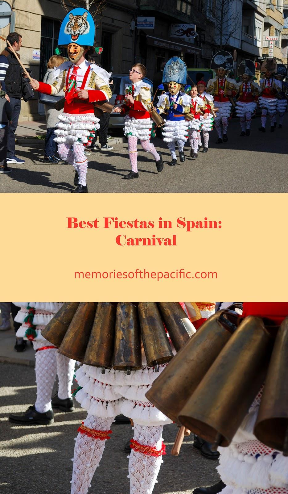 spain celebration festivity fiesta carnival carnaval entroido galicia verin cigarron