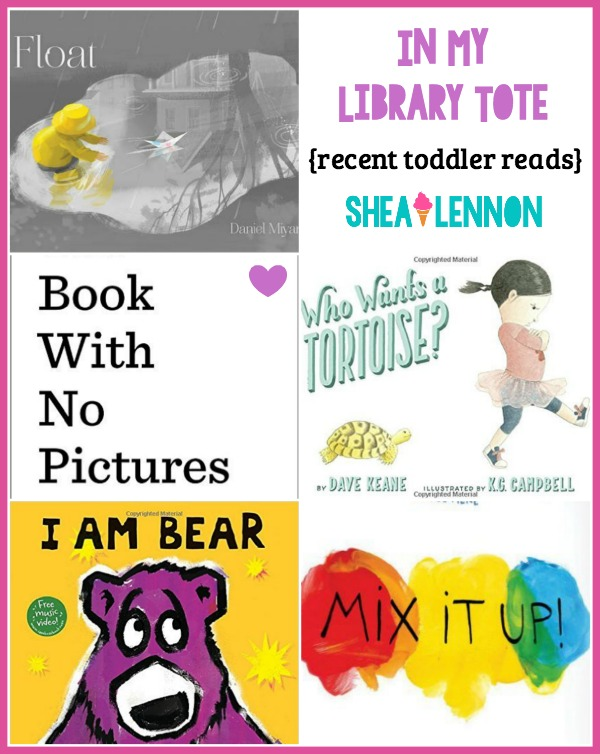 Here are a few ideas for your next library trip with your little one - click through to find out more about these picture book picks.