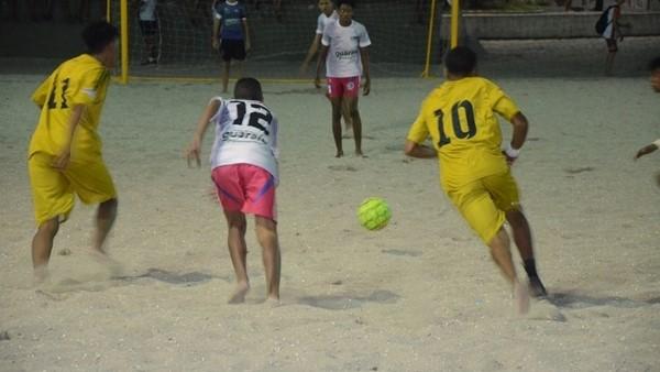 JESPA 2018: Definidos os campeões do beach soccer