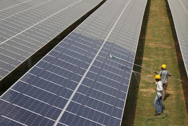 B&E | Global Pension Funds Scout for Deals in India's Solar Power Sector