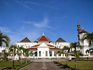 Masjid Agung Sultan Mahmud Badaruddin I Palembang