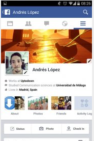 Facebook Latest Version for Android Free Download