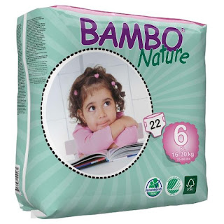 Bambo Nature Size 6/XL Nappies