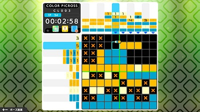 Picross S3 Review | Gameplay Preview