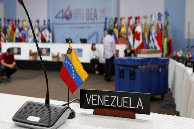 Siete países propusieron suspender a Venezuela de la OEA