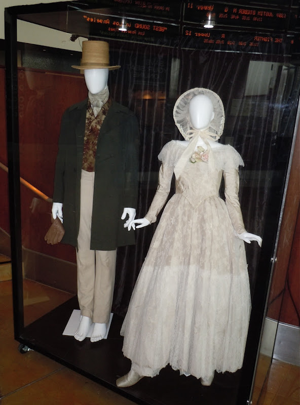Actual Jane Eyre movie costumes