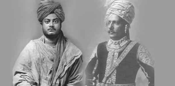 ajit singh and swami vivekanand relation