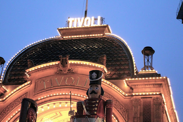 Tivoli Gardens - The Dress Diaries