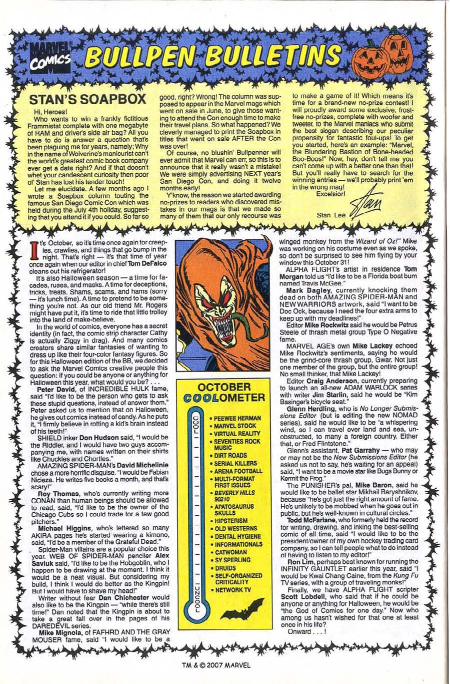 Read online Silver Surfer (1987) comic -  Issue #60 - 28