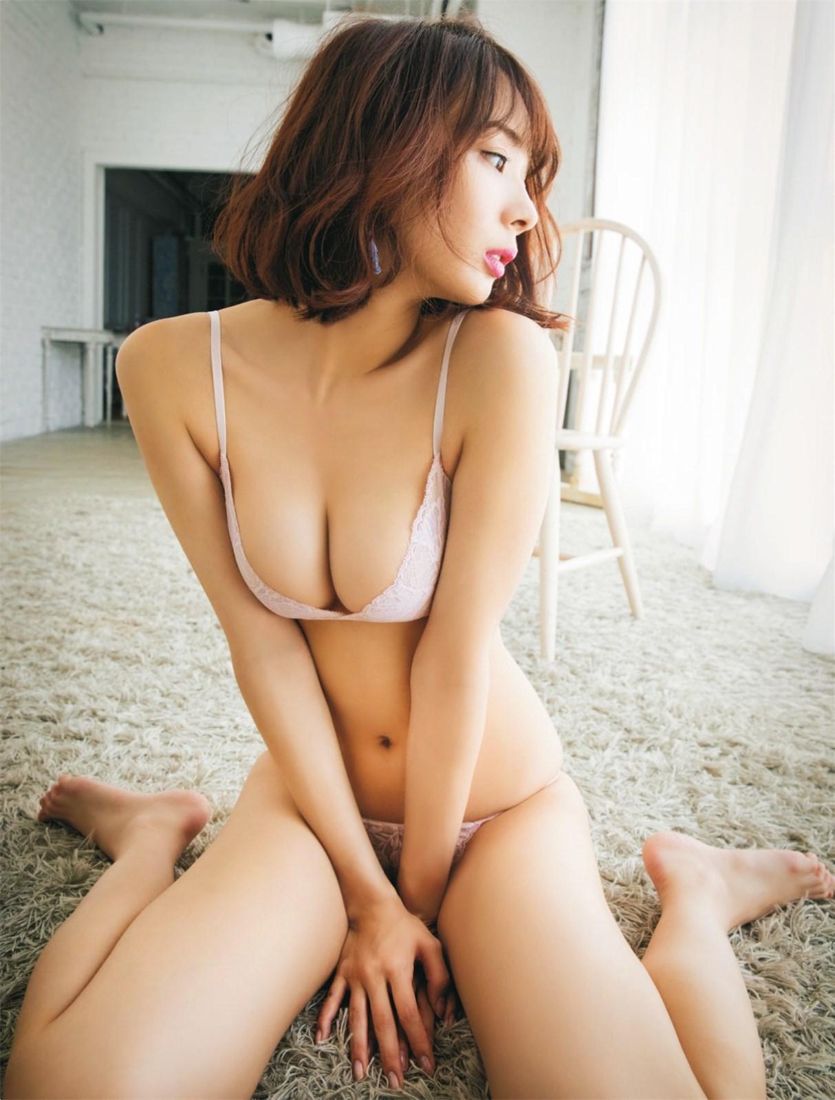Sayaka Okada 岡田紗佳, Shukan SPA! 2017.09.05 (週刊スパ 2017年09月05日号)