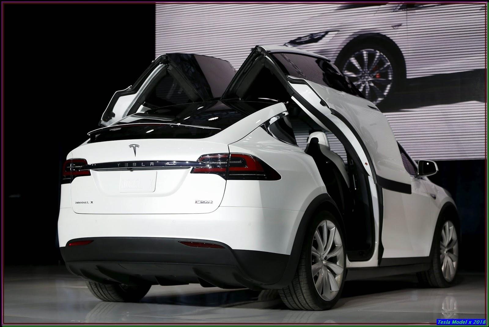 Tesla Model X 2018 Specs Price Release Date Testdriveresult Com