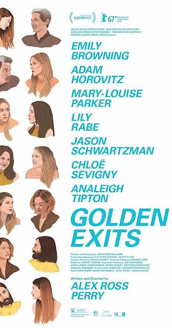 Golden Exits (2017) ταινιες online seires oipeirates greek subs