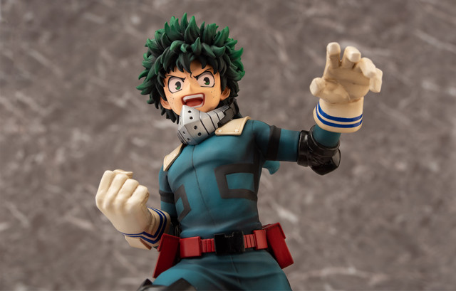 Action Figure Izuku Midoriya 2019