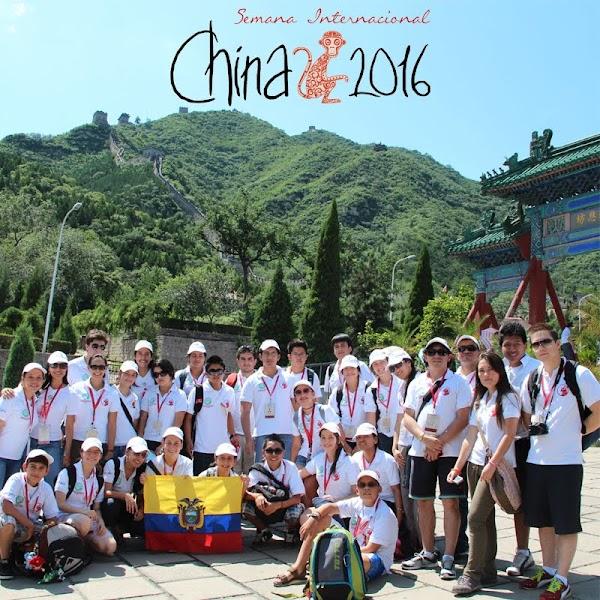 Semana Internacional China 2016 en el Instituto Confucio USFQ – Extensión Cuenca