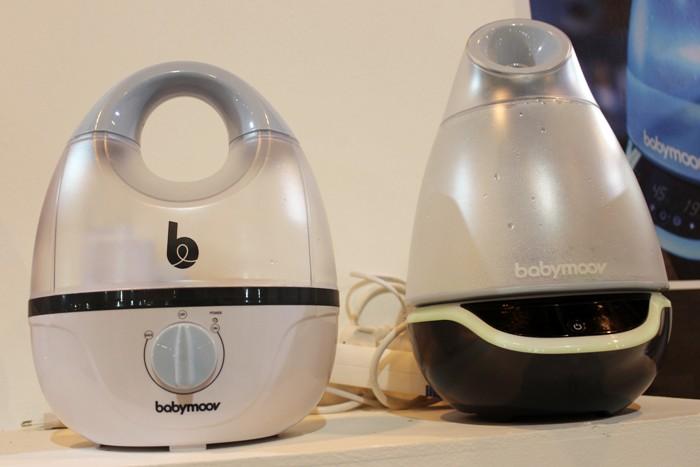 Nuevos humidificadores con esencias de babymoov