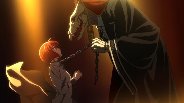 The Ancient Magus' Bride TV Anime