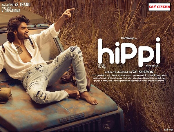 kartikeya hippi movie official teaser, hippi teaser, hippi movie teaser, hippi telugu teaser, hippi tamil teaser, hippi movie, hippi teaser hd download, hippi trailer, movie news, say cinema,