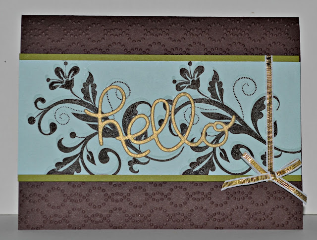 Stamp-a-ma-Jig, shadow stamping, Trude Thoman, Stampin' Up!, Stamp with Trude, greeting card, Flowering Flourishes, Wednesday 201, Beyond the basics