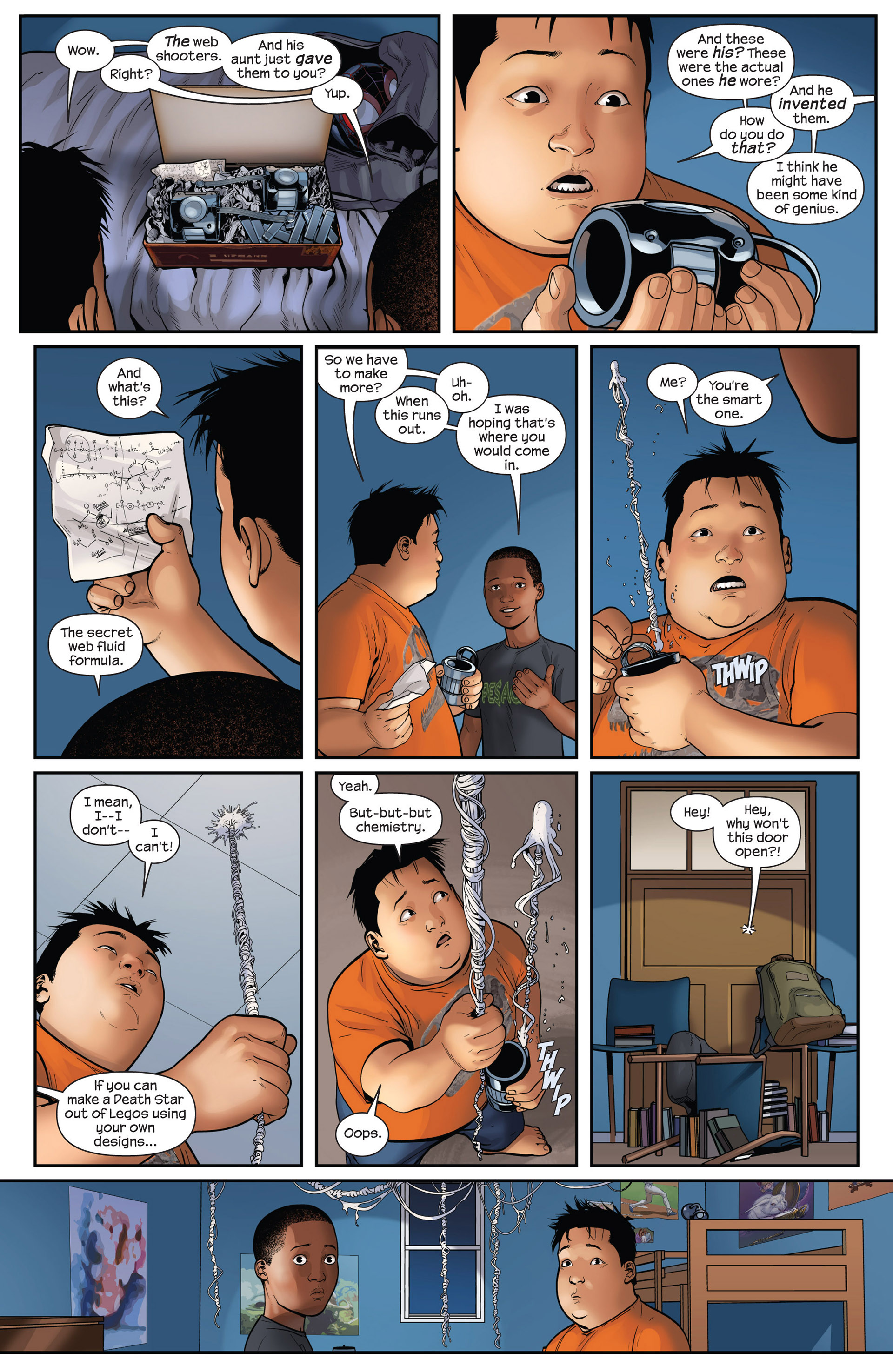 Read online Ultimate Comics Spider-Man (2011) comic -  Issue #15 - 7