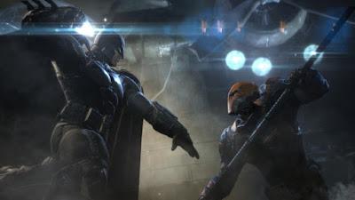 Batman Arkham Origins Free Setup