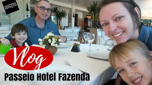 Vlog do Passeio no Hotel Fazenda Itacorá