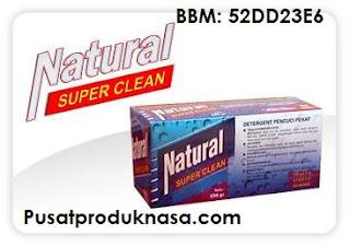 Natural Super Clean NASA