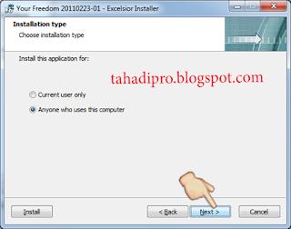 تحميل برنامج يور فريدوم your freedom للكمبيوتر والأندوريد والايفون مع الروت