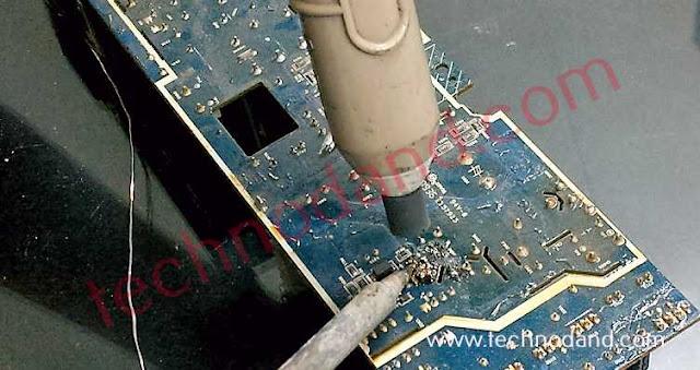 Proyektor Sony VPL- EX7 Sering Mati atau Menyala Sebentar