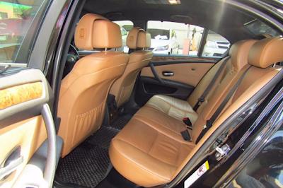 Interior BMW E60 Seri-5