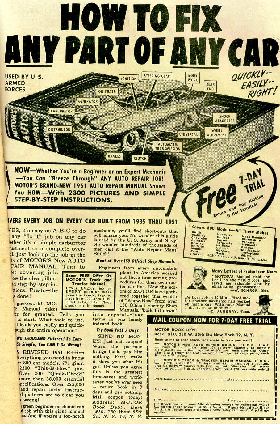 Strange Adventures (1950) issue 13 - Page 43